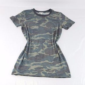 Forever21 Basic Camo army tee t-shirt